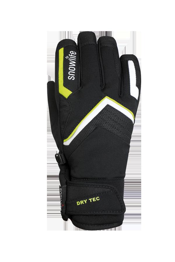 Rapid DT Glove, Alpine Race, balck, yellow