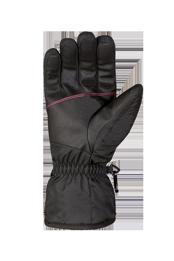 Scratch Glove, black, pink