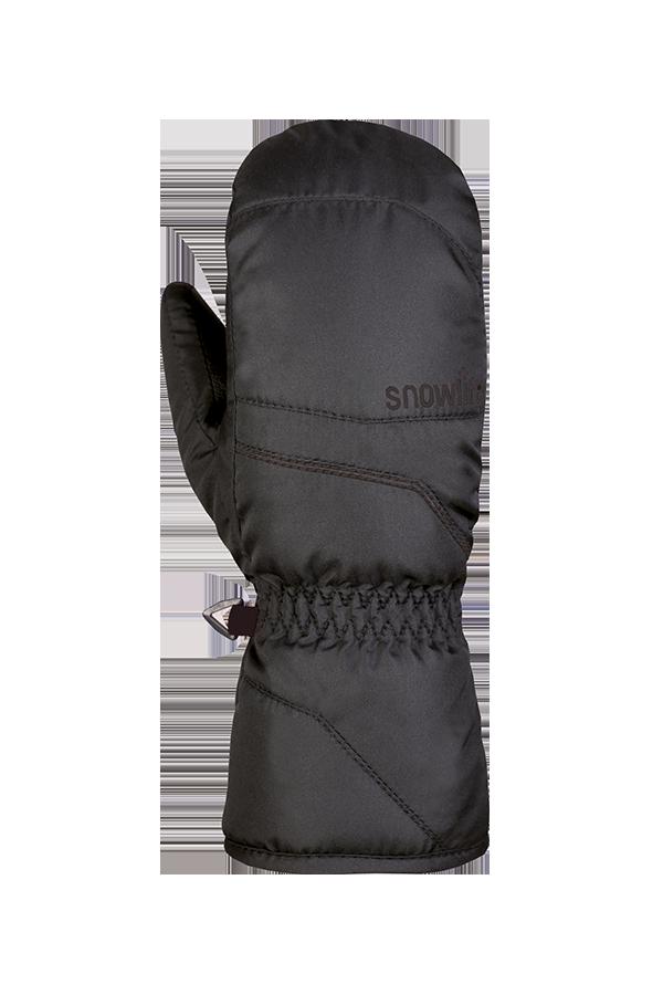 Scratch Mitten, Gloves, black