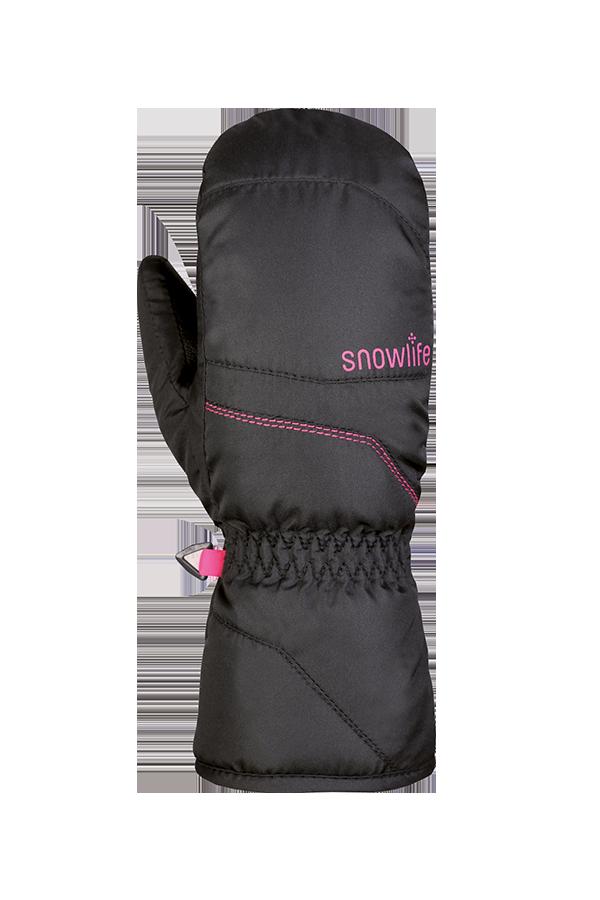 Scratch Glove, Gants, Moufles, noir, pink