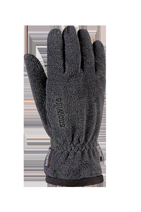 Smart Fleece Glove, Gants, gris