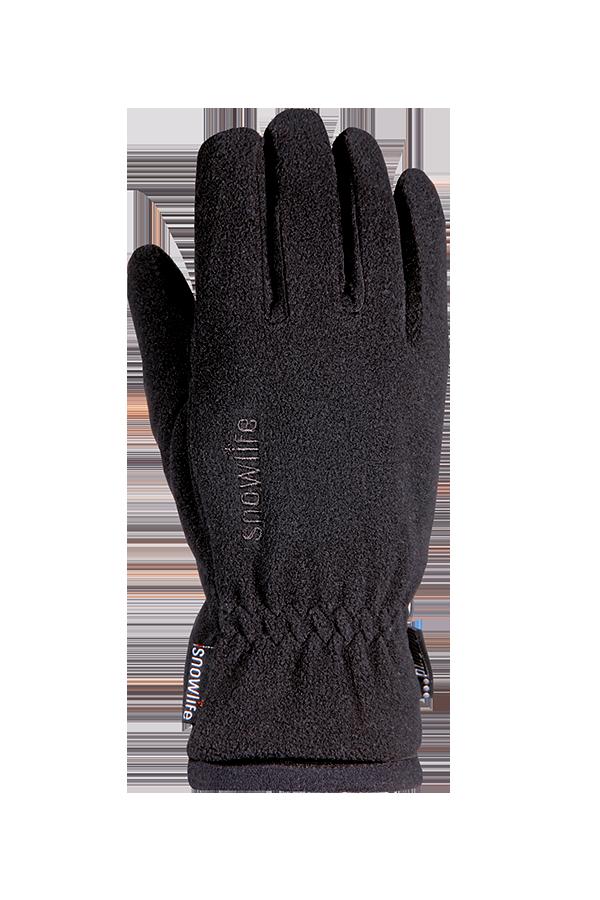 Smart Fleece Glove, Gants, noir