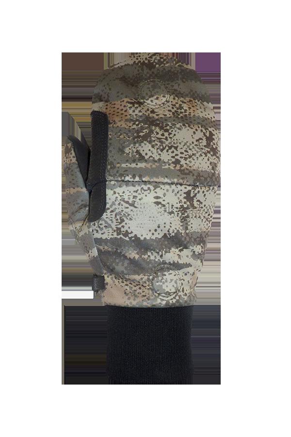 Soft Shell Outdoor Mitten, Glove, Gants, en extérieur