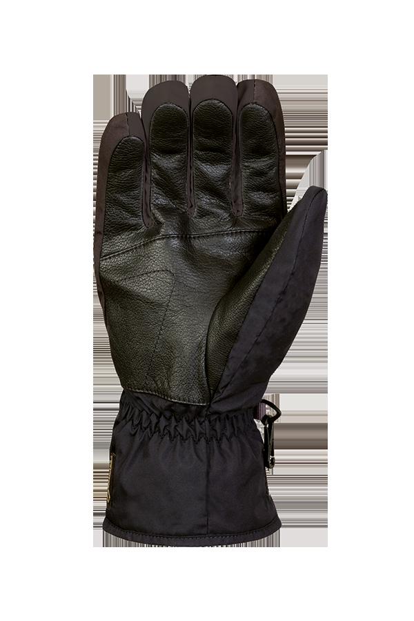 Super GTX Glove, Gloves with Gore-Tex Mambrane, black