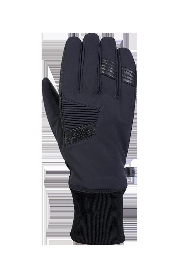 Superior DT Glove, midnight blue, backhand