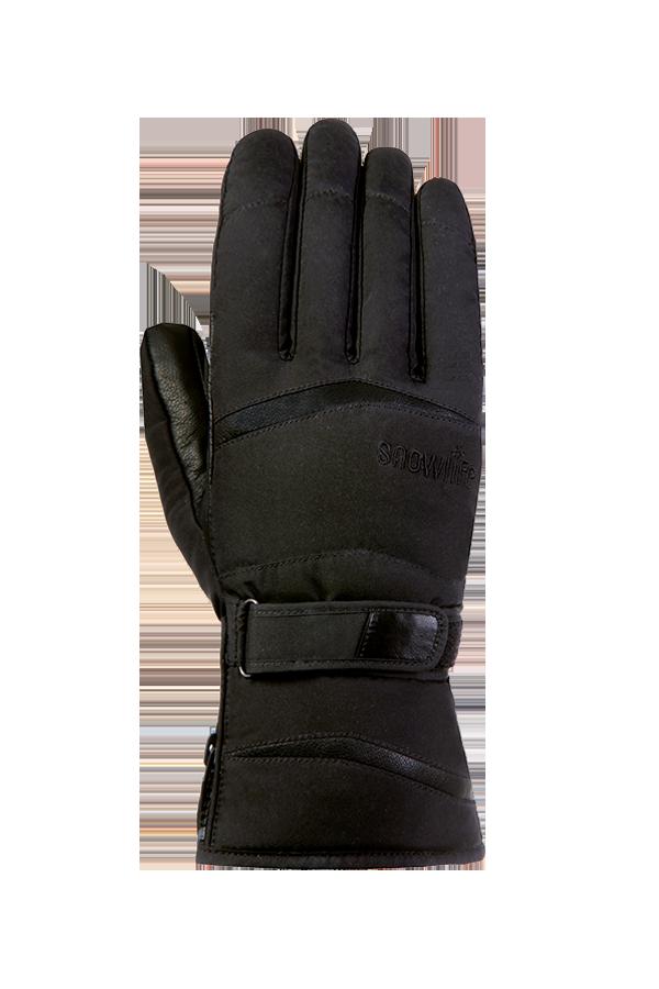 Supreme Glove, Gants pour hommes, noir
