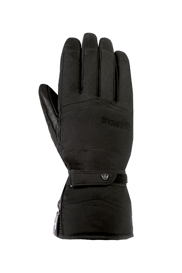 Supreme Glove, Gants pour femmes, noir