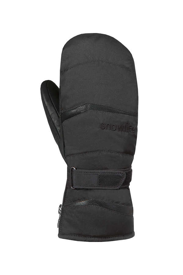 Supreme Mitten, Glove, male, black