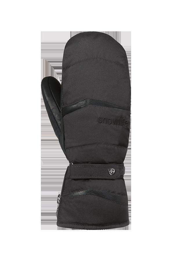 Supreme Glove, Gants, Moufles pour femmes, noir