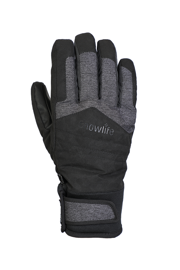 Venture GTX Glove, Gloves with Gore-Tex Membran, Freeride, black