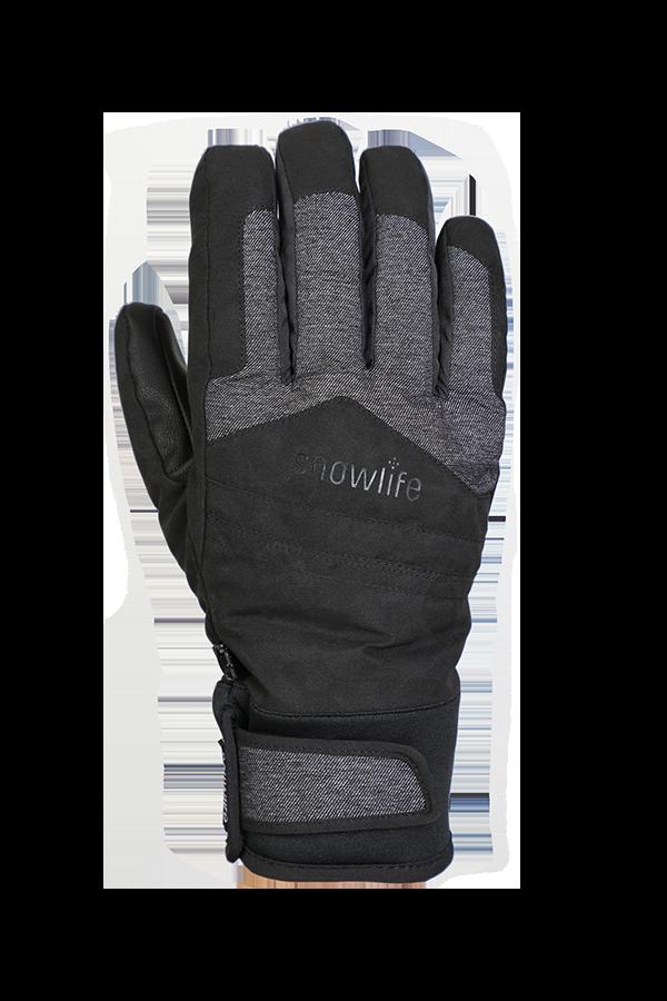 Venture GTX Glove, Freeride, Handschuhe mit Gore-Tex Membran, schwarz