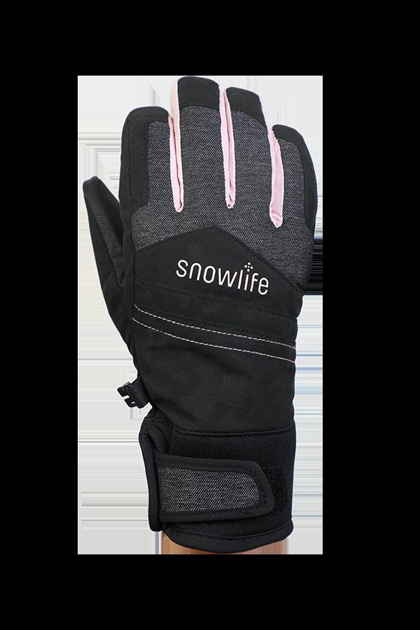 Venture GTX Glove, Gants avec Gore-Tex Membran, freeride, noir, rosa