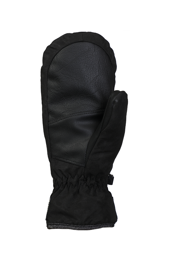 Venture GTX Glove, Moufles, Gants avec Gore-Tex Membran, freeride, noir