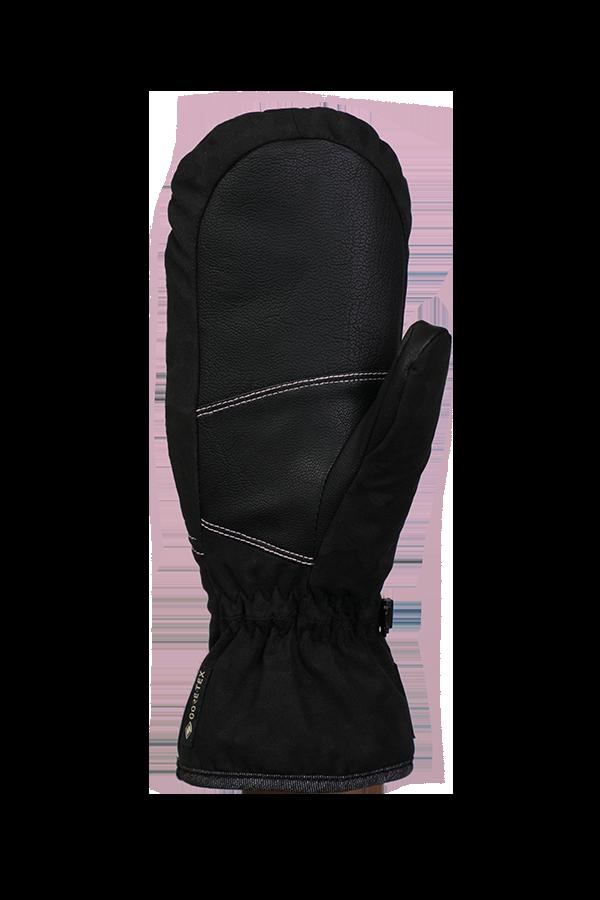 Venture GTX Glove, Mitten Gloves with Gore-Tex Membran, Freeride, black, rosa
