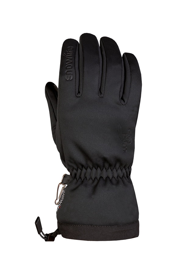 WS Soft Shell Glove, black