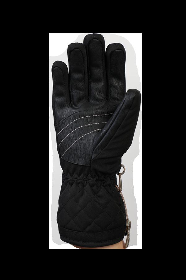 Lady Audrey DT Glove, Glove for Women, elegant, black