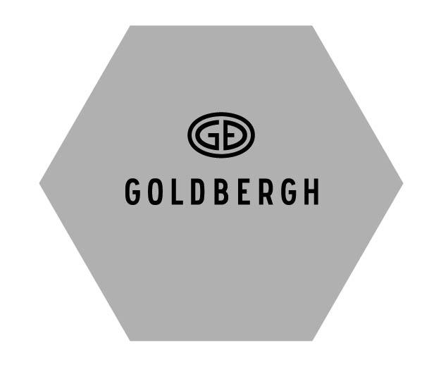Logo Goldbergh, Luxury Sportwear