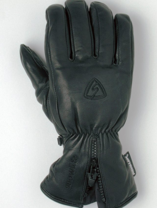 real leather glove from 2001