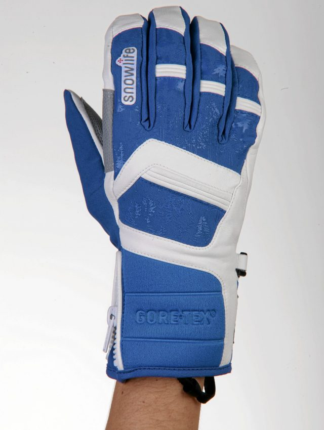 sporty blue glove from 2012